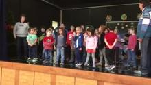 Last rehearsal - Rudolph the Red-Nosed Reindeer
